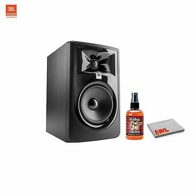 JBL 305P MkII Powered 5 Inch Two-Way Studio Recording Monitor +Sanitizer Spray F • 125.65£