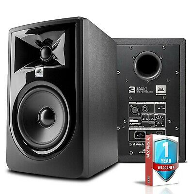 JBL Professional 305P MkII 5  Powered 2-way Studio Reference Monitor • 125.65£