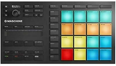 Native Instruments Maschine Mikro Mk3 Drum Controller F/S W/Tracking# Japan New • 313.80£