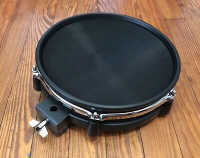 Alesis 10  Mesh Drum Pad NEW Dual Zone Surge DM10 Command Nitro Kit Snare Tom • 121.38£