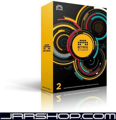 Bitwig Studio 2.5 EDelivery JRR Shop • 323.11£