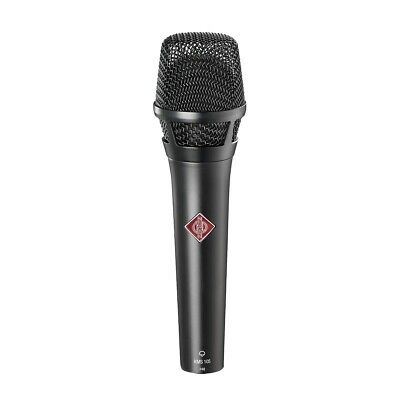 Neumann Kms105 Supercardiod Vocal Condensor Microphone In Black • 514.77£