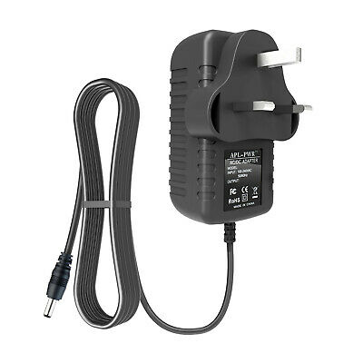 AC Adapter Charger For Tascam LR-10 LR10 GB-10 GB10 Trainer Recorder Power Suppl • 7.25£