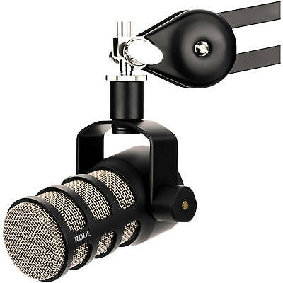 Rode PodMic Dynamic Podcasting Microphone • 183.51£