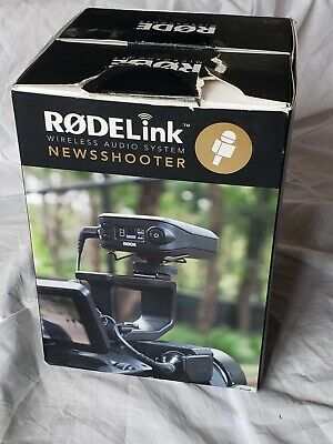 RODELINK NEWSHOOTER KIT, Wireless Audio System ENG • 296.62£