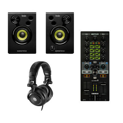 Reloop Mixtour 2 Channel All In One Midi DJ Controller For IPad/Tablet Spotify  • 229£
