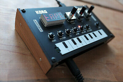 Cherry Wood Side Panels For The Korg NTS-1 Digital Synthesizer • 8.93£
