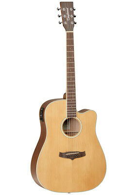 Tanglewood Winterleaf TW10 E (Natural Satin) Electro Acoustic Guitar • 329£