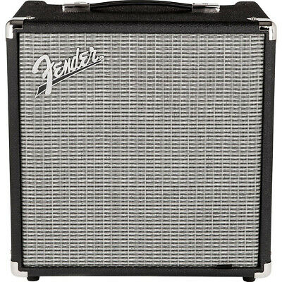 Fender Rumble 100 Watt V3 Bass Combo • 299£