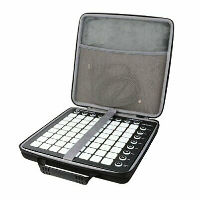 Hard Travel Case for Novation Launchpad Ableton Live Controller with 64 RGB B...