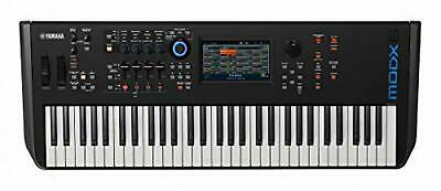YAMAHA MODX6 Music Synthesizer Free Shipping With Tracking Number New From Japan • 1,472.80£
