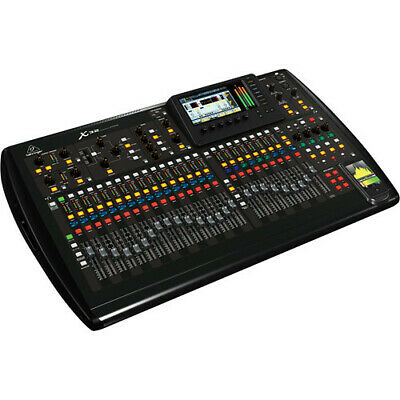 Behringer X32 40-Channel, 25-Bus Digital Mixing Console • 3,187.52£