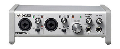 Tascam Series 102i Audio Interface USB • 347.92£