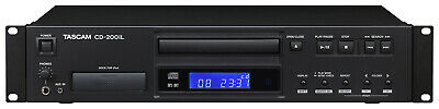 Tascam CD200IL Rack-Mount CD Player With IPod Dock CD-200IL • 346.10£