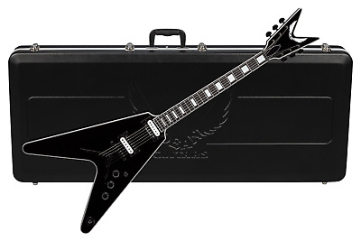 Dean V Select Electric Guitar Classic Black NEW W/ ABS Hard Case • 787.68£