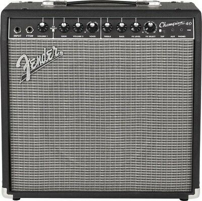 Fender Champion 40 Guitar Amp • 168£