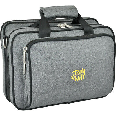 Tom & Will 36OB-315 Oboe Case, Grey and Red