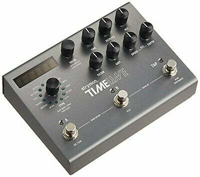 Strymon TIMELINE With Tracking Number New From Japan • 503.74£