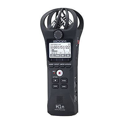 Zoom / H1n Handy Recorder With Tracking Number New From Japan • 117.83£