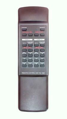 Tascam 202MKVII RC-1331 Remote Control Lifetime Warranty And Free Shipping ! • 52.43£