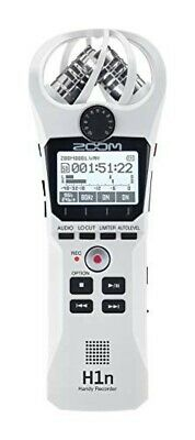 ZOOM Handy Recorder (H1n / W (White) From Japan • 146.95£