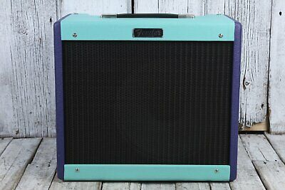 Fender LTD Blues Junior IV Eminence Cannabis Rex Electric Guitar Combo Amplifier • 506.51£