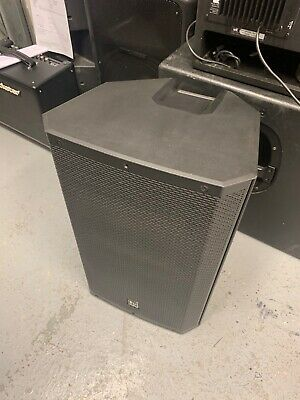 Ev Zlx-15p Active Pa Speaker Replacement Cabinet Cab Only • 38£