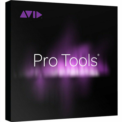 Avid Pro Tools 1-Year Licence - DAW - Education - Fast Electronic Delivery • 150.99£