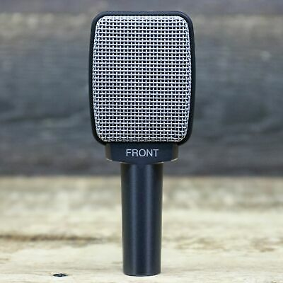Sennheiser E 609 Silver Super-Cardioid Pick-up Pattern Instrument Microphone • 82.39£