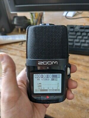 Zoom H2n Handy Portable Recorder Great Condition Barely Used • 119£