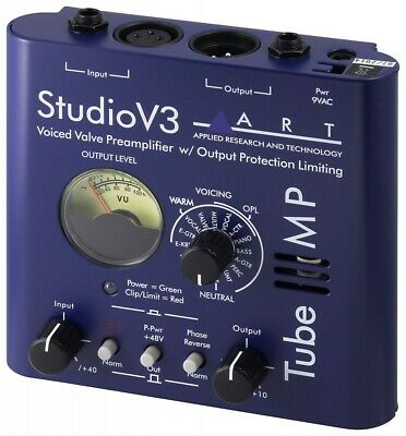 ATR Mike Preamp Tube MP Studio V3 [Domestic Regular Imports] From Japan • 130.87£