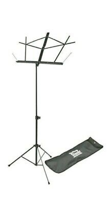 On-Stage SM7122BB Compact Sheet Music Stand New, Black • 6.51£