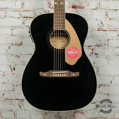 Fender Tim Armstrong 10th Anniversary Hellcat Acoustic Electric Guitar, Walnut F • 329.14£