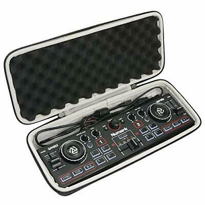 Khanka Hard Travel Case For Numark DJ2GO2 Ultra-Portable Two-Channel DJ • 25.99£