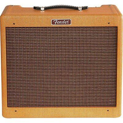Fender Limited Edition Blues Junior Lacquered Tweed Guitar Combo Amp • 438.88£