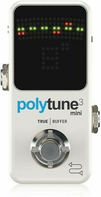 TC Electronic PolyTune 3 MINI [Parallel Input Product] • 102.33£