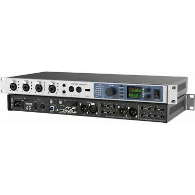 RME Fireface UFX+ 188 Channel USB 3 & Thunderbolt Audio Interface-713803235608 • 2,097.68£