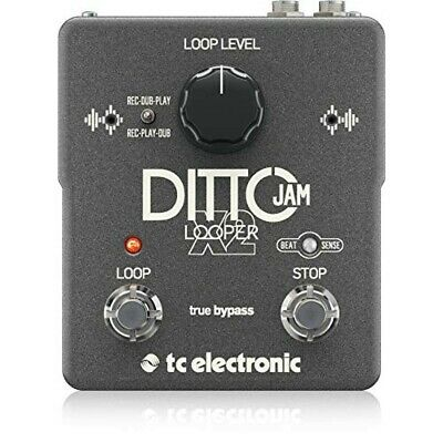 Tc Electronic 2 Button LOOPER DITTO JAM X2 LOOPER • 203.14£