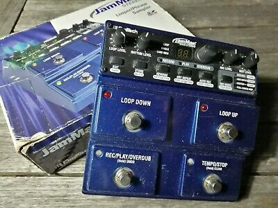 Digitech Jml2 Jamman Stereo Looper - Free Next Day Delivery In The Uk • 147£