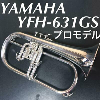 Excellent Yamaha Flugelhorn YFH-631GS Used In Japan • 1,455.69£