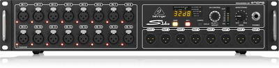 Behringer S16 I/O Stage Box 16-channel S-16 • 685.88£