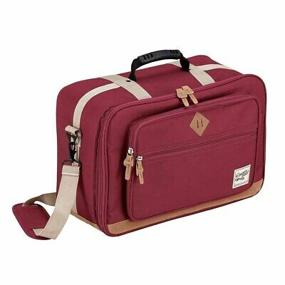 Tama PowerPad Double Pedal Bag - Wine Red