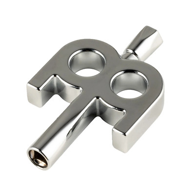 Meinl Stick And Brush Kinetic Drum Key - Chrome • 10.90£