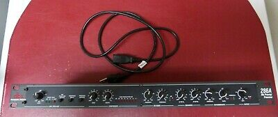 DBX 286A (286S) Microphone Preamplifier And Channel Strip • 88.32£