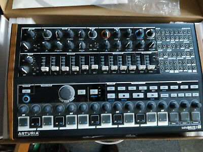 Arturia MiniBrute 2s Analog Synthesiser/sequencer • 322£