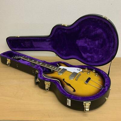 Epiphone 1965 CASINO / VS Electric Guitar With Hard Case Used In Japan • 1,813.42£
