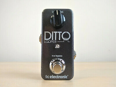 TC Electronic Ditto Looper Guitar Pedal • 60£
