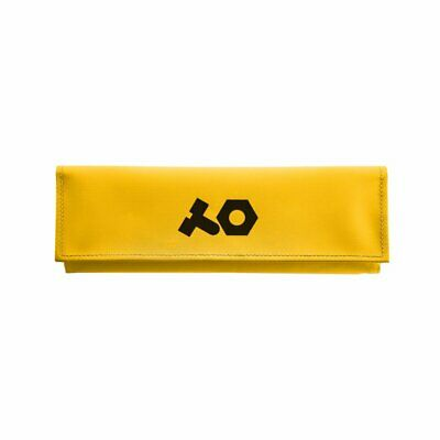 Teenage Engineering OP-Z PVC Roll Up Bag - Yellow • 13.75£
