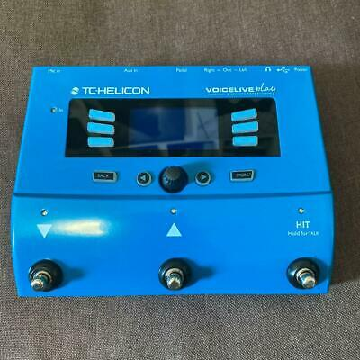 Tc-Helicon Voicelive Play • 323.24£