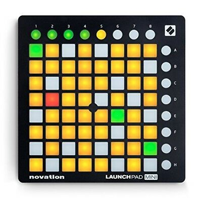 Novation Performance Controller Launchpad Mini MK 2 From Japan • 100.19£